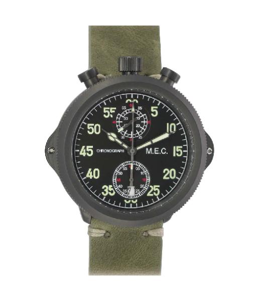 Orologio Cronografo Al Quarzo Aero 60