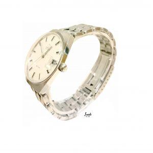 Orologio Uomo Omega Vintage Meccanico Acciaio Inox Originale Garanzia Scardi