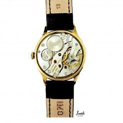 Orologio Longines Uomo Vintage Oro 18Kt Meccanico Originale Garanzia Regalo