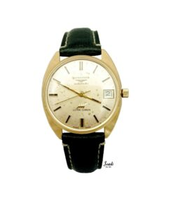 Orologio Uomo Vintage Oro 18Kt Longines Meccanico Originale Garanzia Regalo