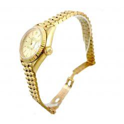 Orologio Rolex Datejust Donna Oro 18kt
