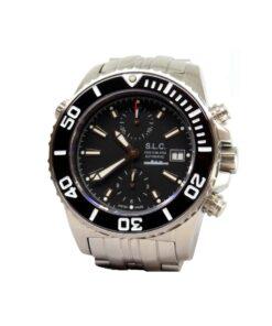 Orologio Uomo Cronografo Automatico VALJOUX 7750