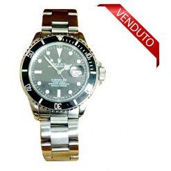 Orologio Rolex Submariner 16800 In Acciaio