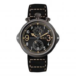 Orologio Cronografo Al Quarzo Black Hawk
