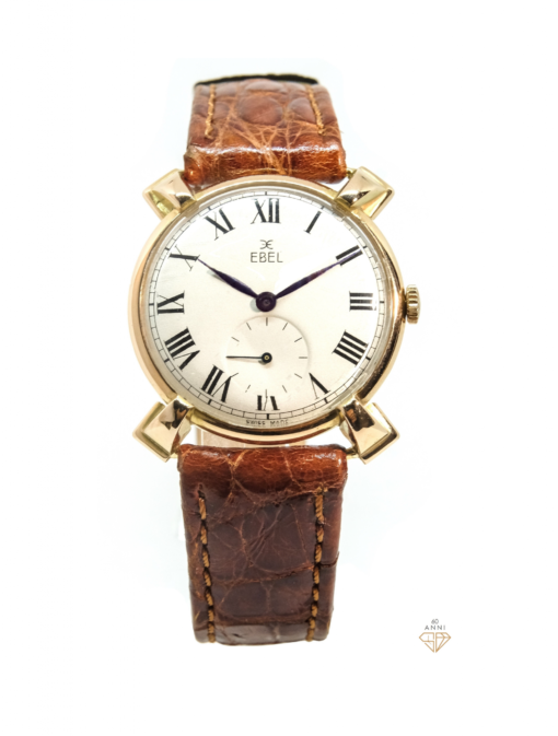 Orologio Vintage in Oro Meccanico