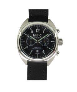 Orologio Cronografo In Acciaio Mission