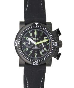 Cronografo Militare Da Uomo In Acciaio F16