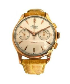 Orologio Lorenz Cronografo Meccanico Vintage