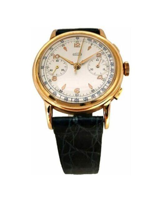 Cronografo Arsa Meccanico Oro Vintage