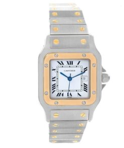 Cartier Santos Automatico Oro