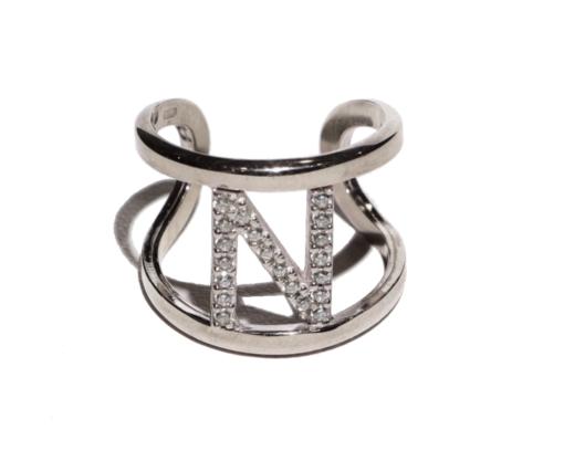 Anello Personalizzabile In Argento