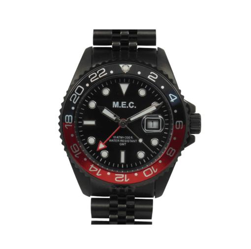 Orologio Explora GMT Pepsi Rosso e Nero